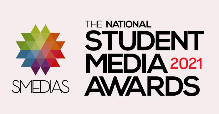 National Student Media Awards 2021 Logo